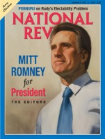 Nat'l Review wants Romney for president